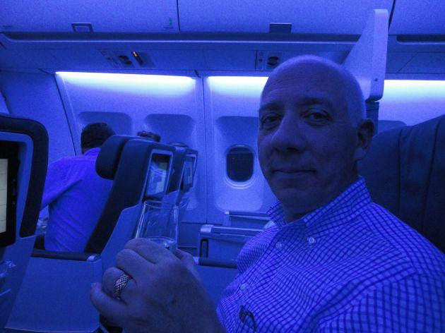 Laurent Air Transat