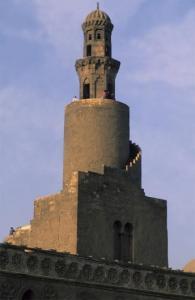 BL, Cairo minaret of Ibn Tulun Mosque_0