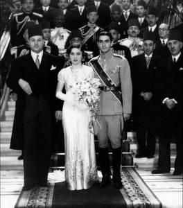 Mohamad_Reza_Pahlavi_&_Queen_Fuzeye.10