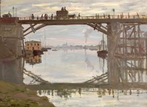 Monet-Le-Pont-de-Bois