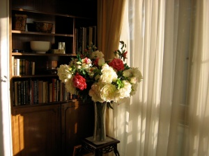 via dei villini flowers