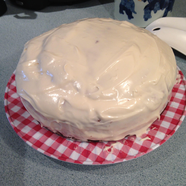 Tomato Soup Cake Icing Recipe