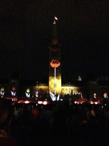 tulips parliament