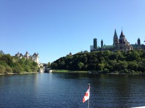 Parl hill view