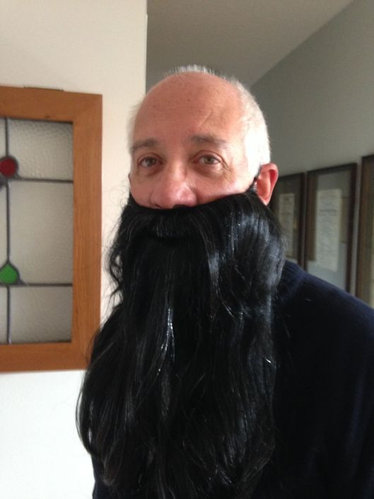 laurent beard