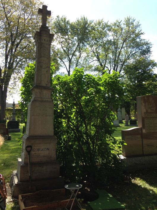 monument gougeon