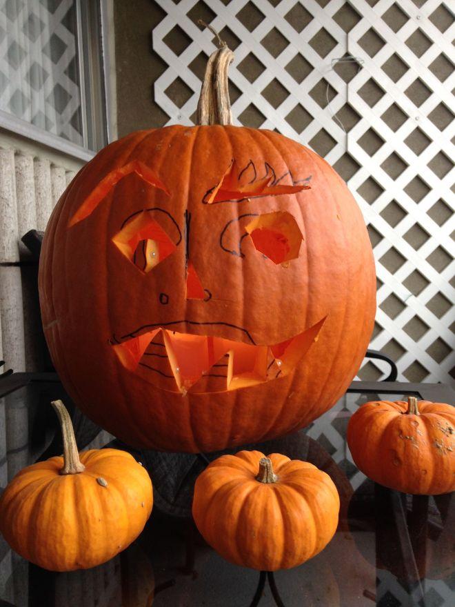 pumpkin 2015