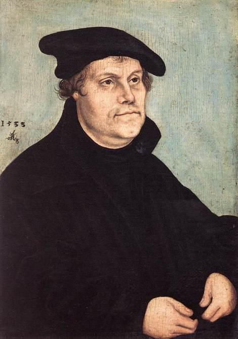 Lucas Cranach the Elder - Martin Luther (1483-1546) - Germanisches Nationalmuseum, Nuremberg (1533).jpg